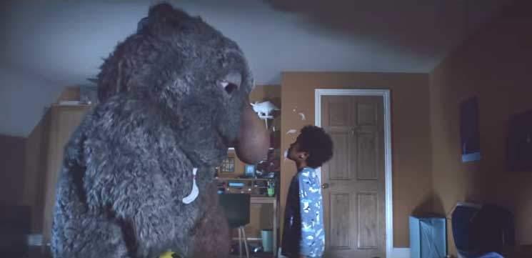 Moz the Monster ist eines der Top10-Werbevideos auf YouTube